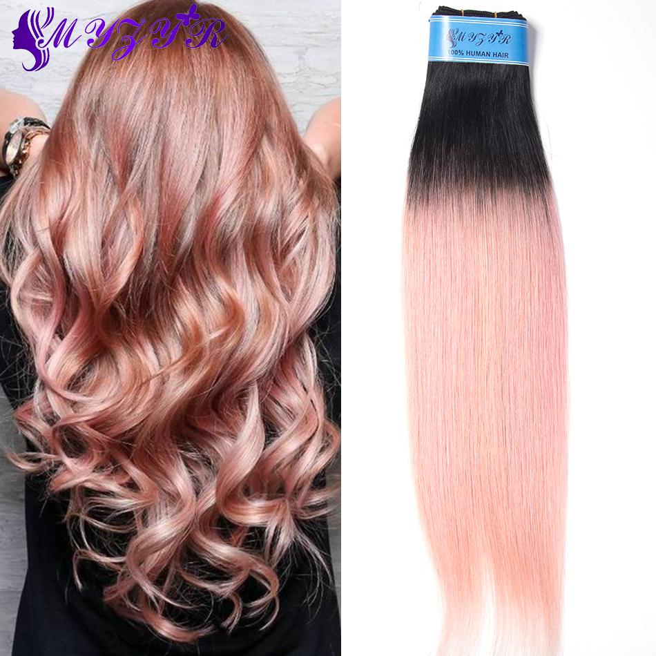 3pcs rose gold peruvian ombre straight hair7a two tone human hair 3pcs rose gold peruvian ombre straight hair7a two tone human hair weave bundlenew pink gold brazilian ombre hair extensions in hair weaves from hair pmusecretfo Choice Image