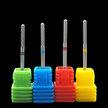 Kimaxcola~3/32  Tungsten steel Nail Drill Bit nail file Carbide Nozzle Gel remover Cleaner Millings 406502