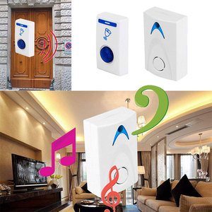 Wireless Digital Doorbell Musi