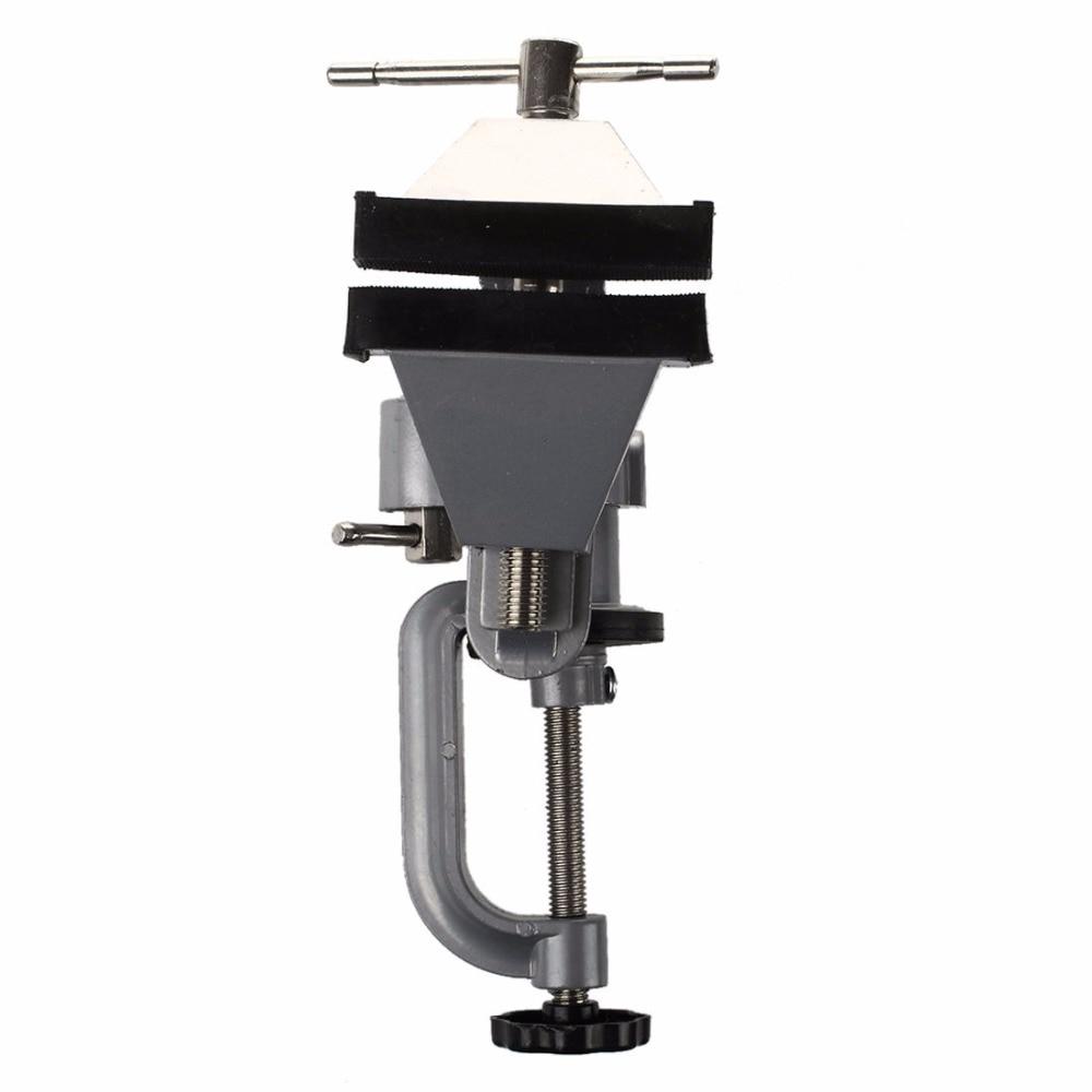 IMC forró Mini Clamp-On Bench ékszerészek hobbi kézműves Vice - Szerszámgépek és tartozékok - Fénykép 6