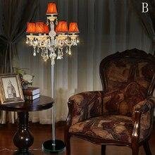 LED luxueux lampadaires abat-jour