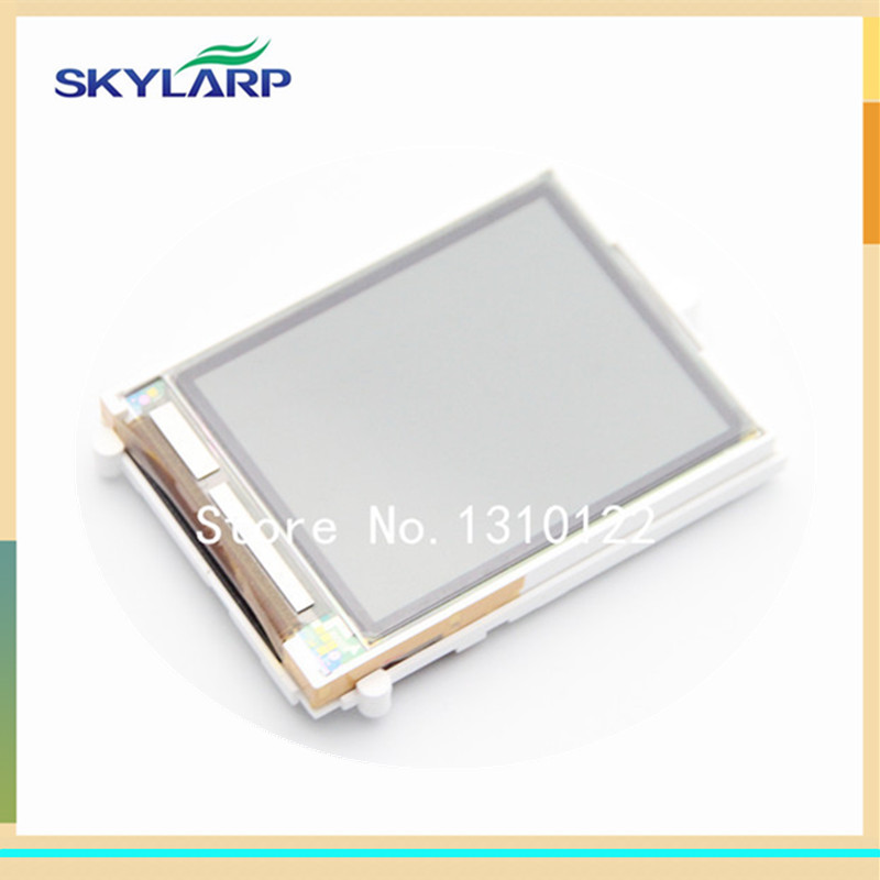 skylarpu 2.2 inch LCD Screen Module Replacement for LQ022B8UD05 LQ022B8UD04 for Garmin GPS (without touch) genuine replacement 2 7 lcd backlight touch screen module for sony dsc t2
