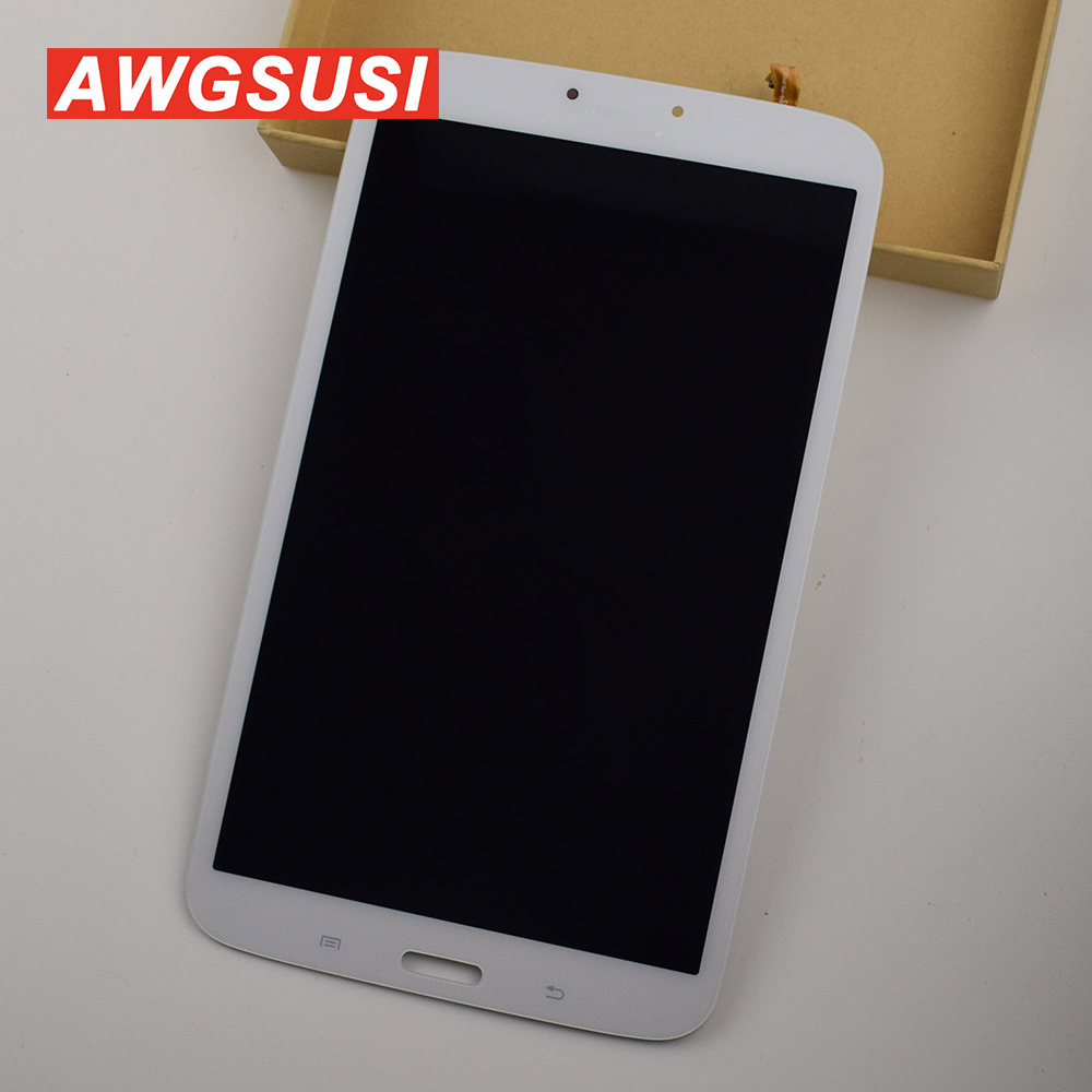 Pour Samsung Galaxy Tab 3 8.0 SM-T310 T310 écran tactile complet numériseur capteur verre + écran LCD moniteur panneau assemblage