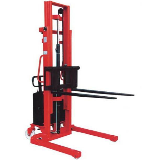 1.5 т 1.6 м авто атлетика штабелер, лифт поддон, электрический лицо подъемники, достаточно высоко, чтобы подъема грузы по контейнере или грузовика