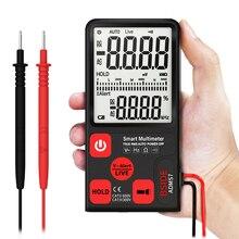 """Ultra Portable Digital Multimeter BSIDE ADMS7 Large 3.5"""" LCD 3 Line Display Voltmeter With Voltage NCV Resistance Ohm Hz Tester"""