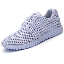 Big Size 36-46 Men Running Shoes Sport Jogging Cushion Sneakers Air Mesh Breathable Women Athletic Lightweight Lace-up Trainers
