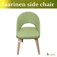 Free shipping U-BEST wholesale high quality Replica Furniture Eero Saarinen Executive Side Chair