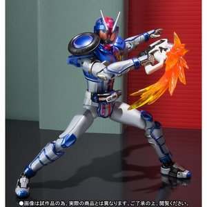 "Image 4 - Original BANDAI Tamashii Nations S.H.Figuarts (SHF) Exclusive Action Figure   Kamen Rider Mach chaser from ""Kamen Rider Drive"""