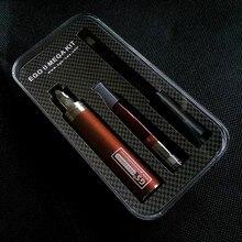 Green Sound EGO Vaporizer kit ego one e cigarette Starter Kits 2200mah EGO II MEGA KIT Vapor Electronic cigarette color suit