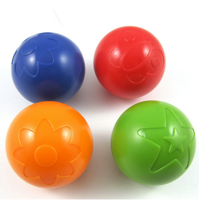 4 шт. детские игрушки мяч Бенди ходунки погремушки развивать ребенка интеллект Игрушки для маленьких детей Эйнштейн Пластик колокольчик по...