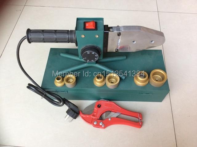 Svařovací stroj s plastickou hmotou, svářečka plastů AC 220V - Svářecí technika - Fotografie 5