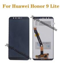 5.65 Original display For Huawei Honor 9 lite LCD LLD-AL00 AL10 TL10 L31 LCD+touch screen digitizer assembly monitor repair kit ltm190m2 l31 lcd display screens