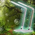 big sale study lamp Dimmable LED Desk Anion Lamps 6 Level Brightness USB charging table Lights