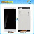 100% testado display LCD com tela de toque digitador completo Para Sony para Xperia C3 D2533 D2502 1 pcs frete grátis + ferramentas de presente
