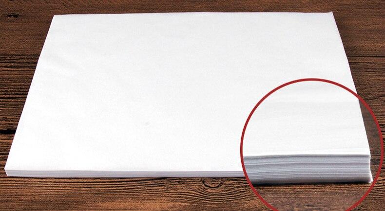 transparente papel de rastreamento de alta qualidade