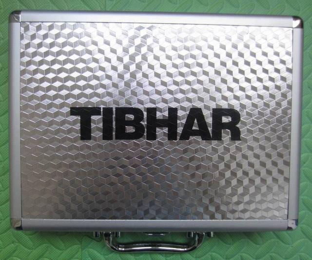 3accb25c43a9 Original Tibhar high quality table tennis case aluminum alloy suitcase table  tennis racket and table tennis