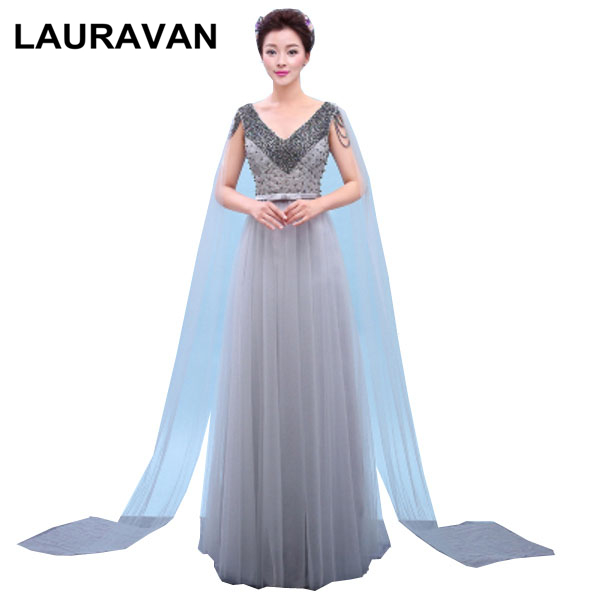 princess style women long bridal   dresses   color gray red lavender tulle   bridesmaid     dress   wedding ball gown gowns under 100