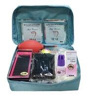 Professional Makeup Tool Nutural False Eyelash Extension Individual Tools Kit Mink Eyelashes Fake Eye Lashes Makeup