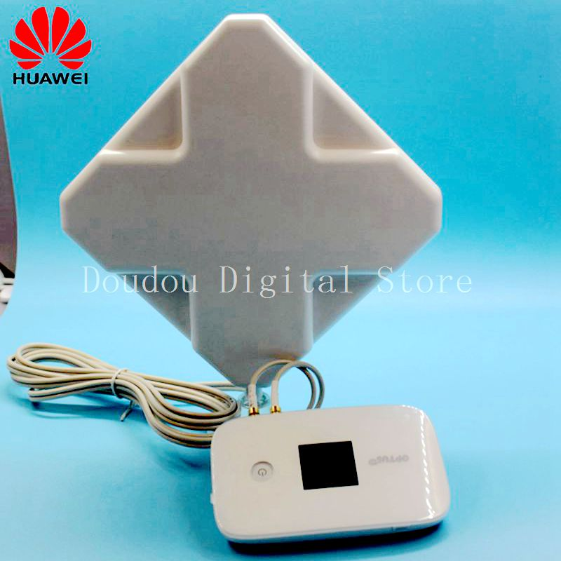 Sbloccato HUAWEI E5786 E5786s-63a Più Antenna 4g LTE Avanzata CAT6 300 Mbps 4g Pocket Router WiFi mobile hotspot router Wireless