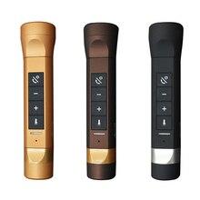 Altavoz Inalámbrico Bluetooth portátil Al Aire Libre Multifunción Linterna Powerbank Bluetooth Llamada de Ciclismo Camping
