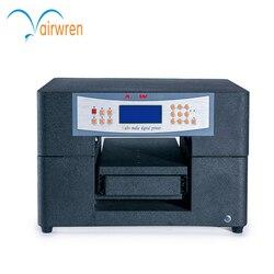 Wysokiej jakości małe uv a4 rozmiar led uv cyfrowa drukarka typu flatbed