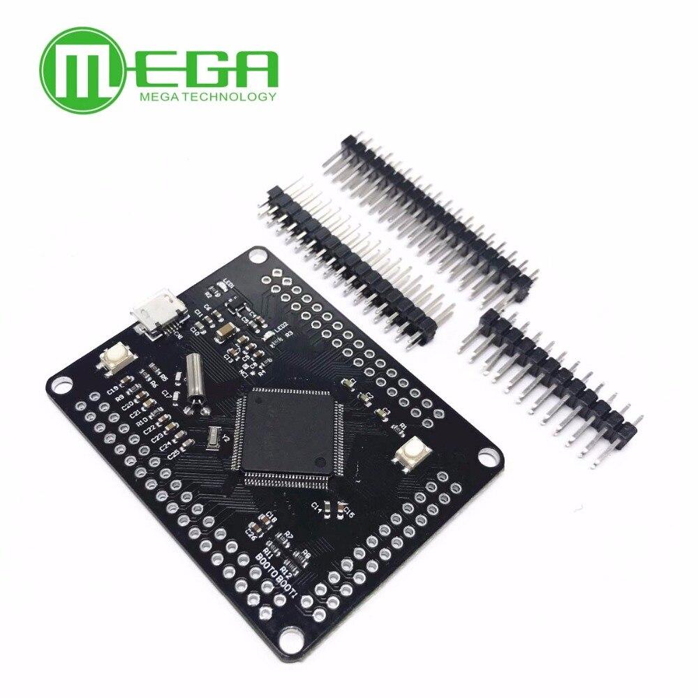 STM32F4Discovery STM32F407VGT6 brazo Cortex-M4 32bit MCU desarrollo Core SPI I2C IIC UART ISC interfaz SDIO módulo