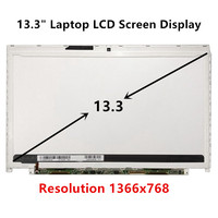 FTDLCD 13.3'' Laptop LCD Screen Panel Replacement Display For HP ENVY Spectre XT PRO 13