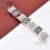 Estilo Vintage Rainha Facetada jóias Clássico Rainbow Místico topázio Sintético Pulseiras de Cristal de Alta Qualidade Pulseiras B0949