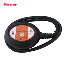 Cheap Price,hot Sale Cable Float Switches MK-CFS05 4 Meter Black Cable Water Pump Float Switch Fluid Level Controller AC 250V цена