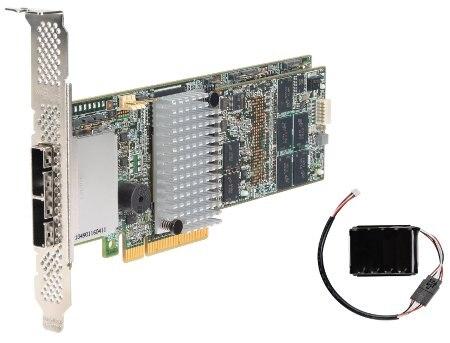 RaidStorage INTEL RAID Controller RS25SB008 1GB CACHE SFF 8088