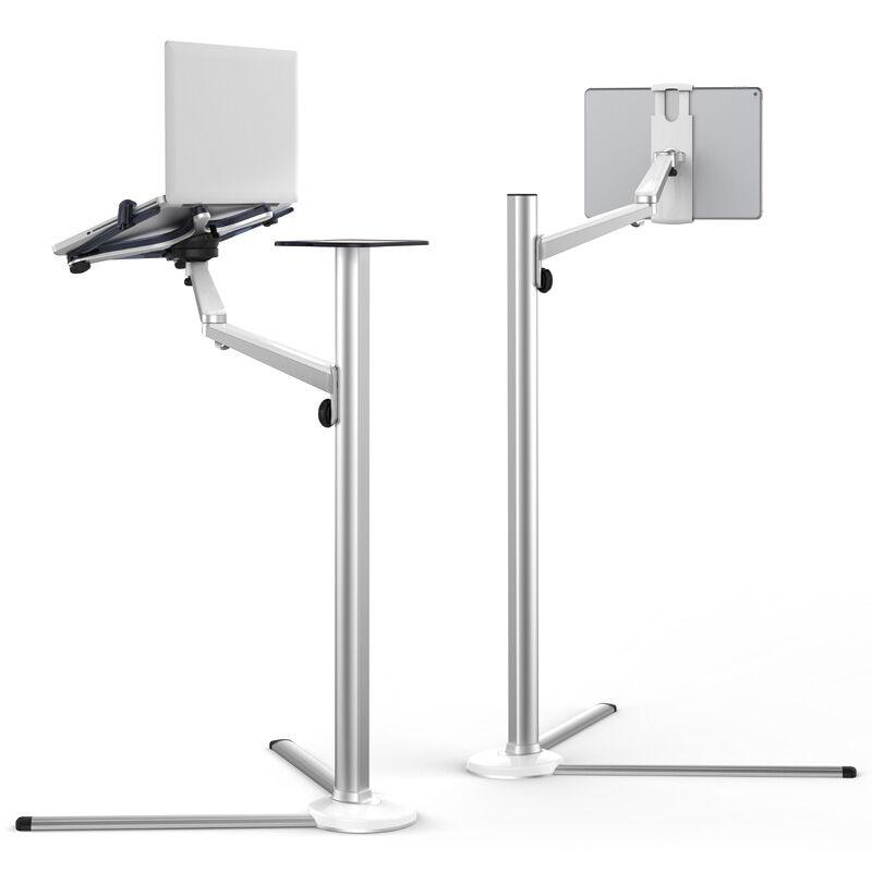 "Portable height adjustable stand-LAPTOP//MACBOOK//IPAD//iPad Pro 12.9/""//tablet STAND"