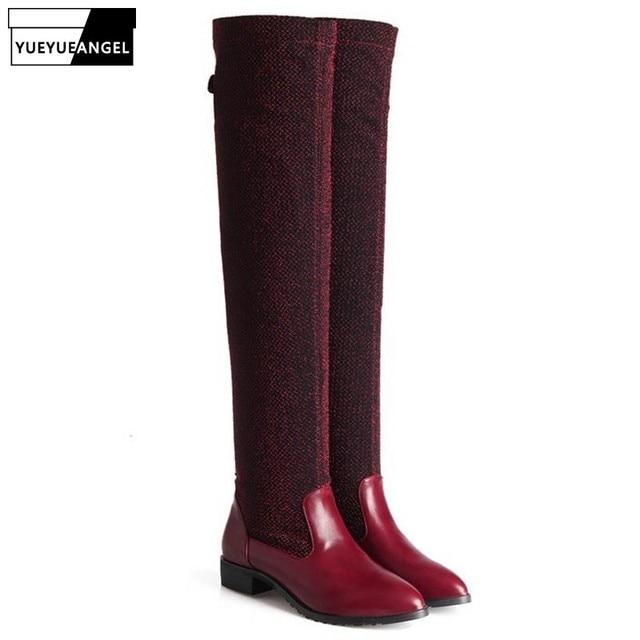 Best Over the Knee Boots 2019 | POPSUGAR Fashion