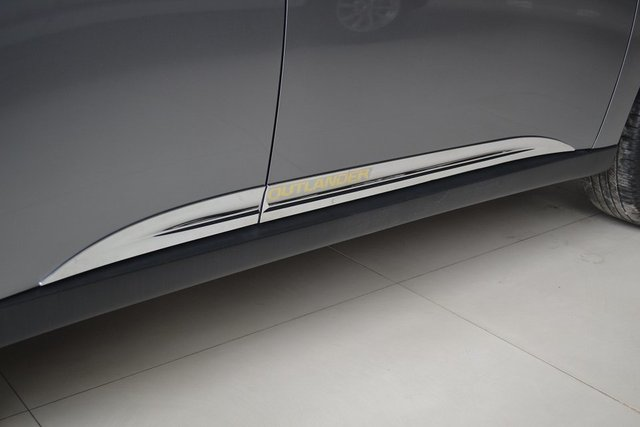 ABS chrome auto side door trim moulding for mitsubishi outlander 2013 2014 2015, 4pcs,auto accessories