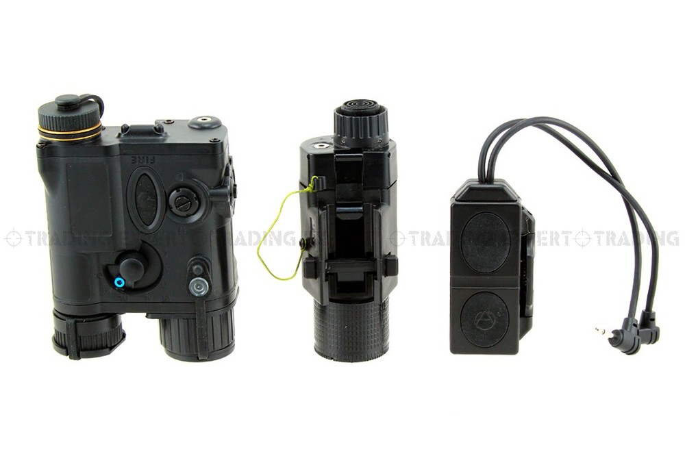 PEQ-16A Pointer aiming light + M3X Flashlight combo (Black) bd4464 ...
