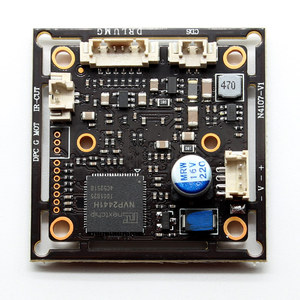 Image 2 - HD 4in1 AHD TVI CVI CVBS Module Starlight Low Illumination 0.0001Lux NVP2441+IMX307 2mp CCTV Camera Security PCB board 1080P