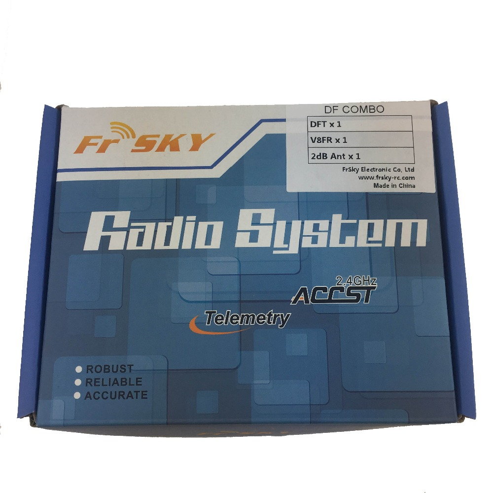 Feiying FrSky 2 4G DFT DJT D8R II V8FR II HV Futaba Compatible RF Module two