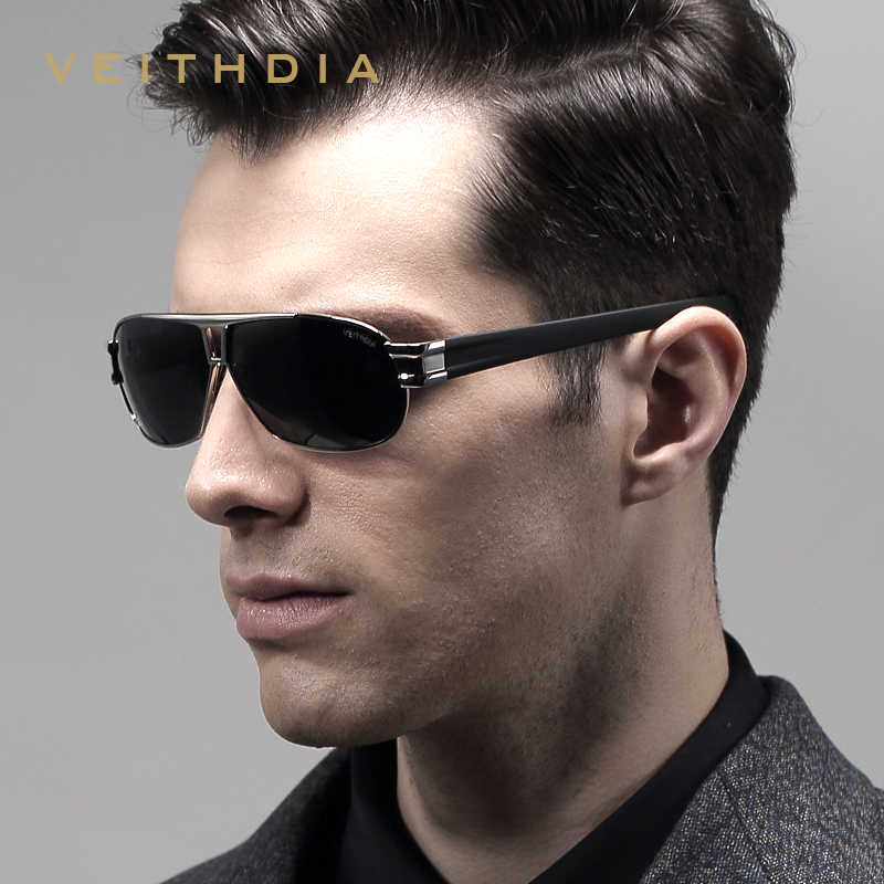 ead9d00889 Detail Feedback Questions about VEITHDIA Mens Sunglasses Polarized Lens Sun  Glasses Male Classic Eyewear Accessories For Men gafas oculos de sol  masculino ...