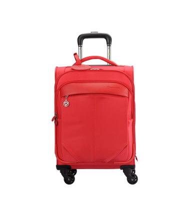 Online Shop Conwood FREE SHIPPING 20 inch soft shell 4 wheels ...