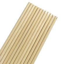 100pcs/lot 80cm Wood Arrows Shaft Archery Wooden Target Arrow Shaft 80cm Length Outer Diameter 8mm цена и фото