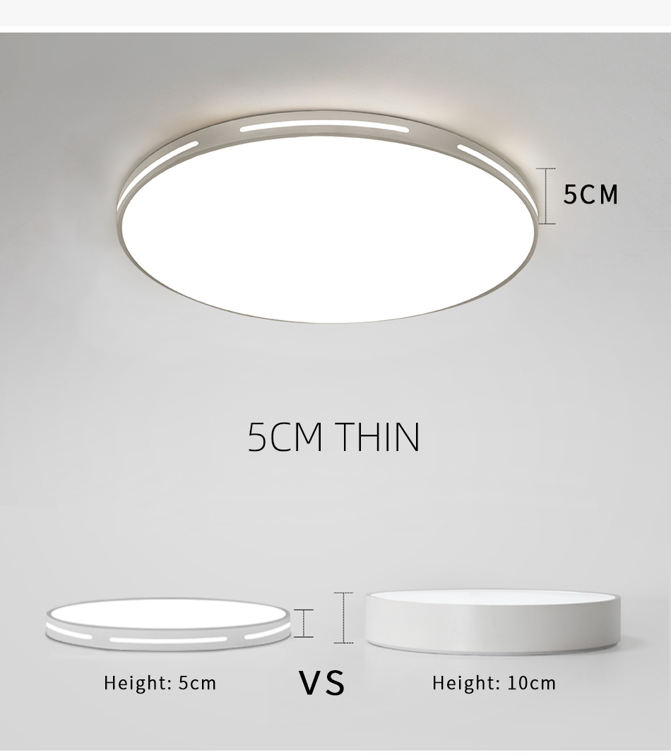 HTB1WwKYUsfpK1RjSZFOq6y6nFXaA Modern LED Ceiling Light Simple Decoration Fixtures for Study Dining Room Bedroom Living Room Balcony Ceiling Lamp AC110v 220v