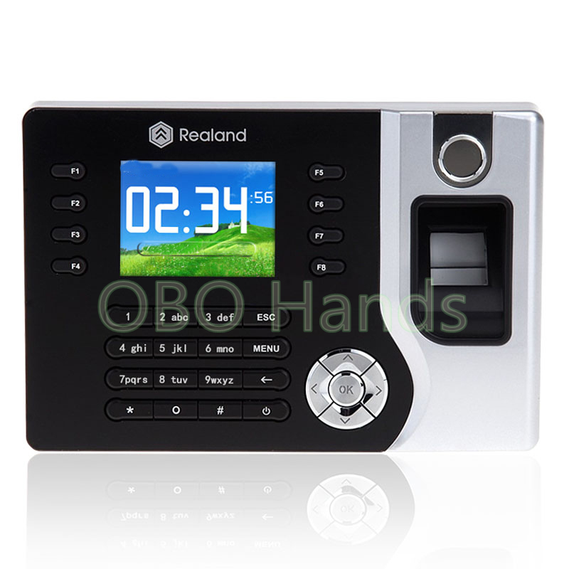 Digital Electronic Reader Machine biometric time attendance system recorder AC071 USB Office Time Clock Support ID biometric time attendance fingerprint time recoorder time clock for office employee with usb support english language