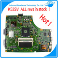 Original Laptop Motherboard K53SV REV : 3.0 3.1 2.3 2.1 Fit For ASUS K53S A53S X53S P53S Notebook N12P-GS-A1 GT 540M