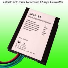 מכירה לוהטת 1000 W/2000 W 24 V/48 V/96 V IP67 עמיד למים רוח רגולטור טורבינת רוח כוח גנרטור בקר תשלום רוח בקר