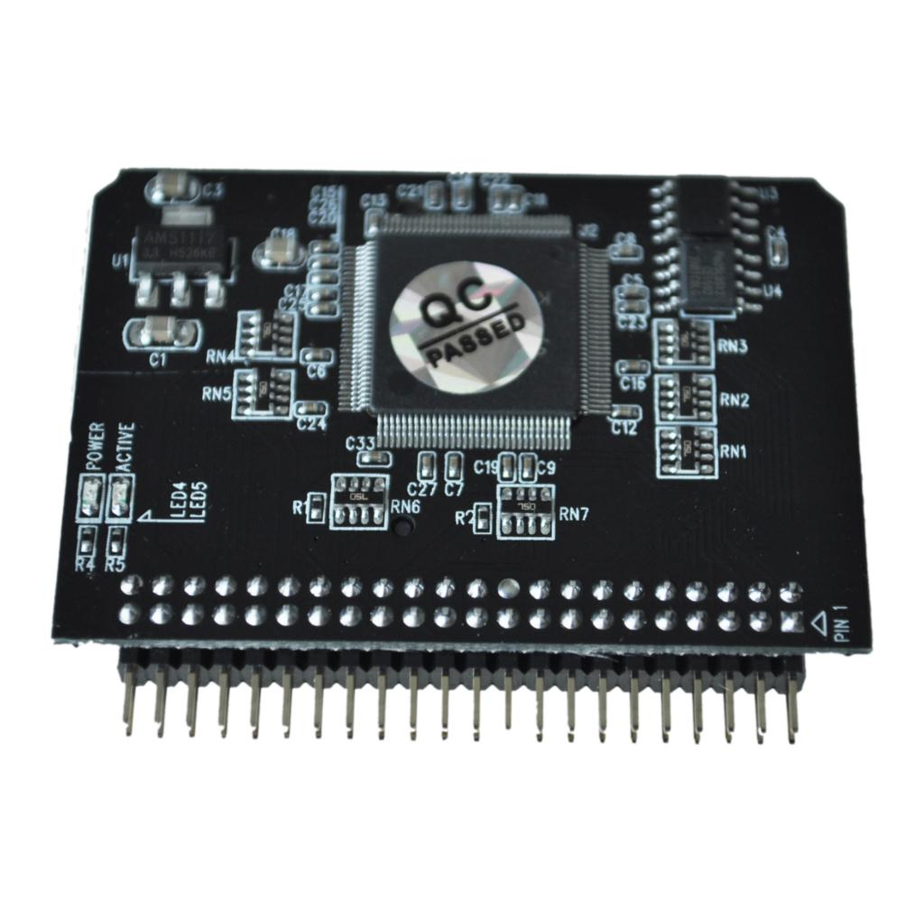 IMC hot 44-Pin Male IDE To SD Card Adapter new style 44 pin male ide to sd card adapter