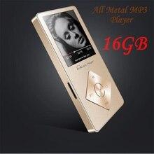 Reproductor de MP3 Altavoz Incorporado 16 GB 1.8 Pulgadas de Pantalla 100 horas de Juego Continuo Sin Pérdidas de Alta Calidad Grabadora de Audio de Radio FM jugador