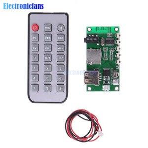 KCX BT001 беспроводной модуль аудио приемника Bluetooth 4,2, плата декодирования MP3, стерео интегральные схемы с пультом дистанционного управления