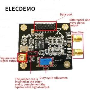 Image 3 - Módulo AD9850 generador de señal DDS onda sinusoidal cuadrado ciclo de trabajo ajustable enviar programa STM32