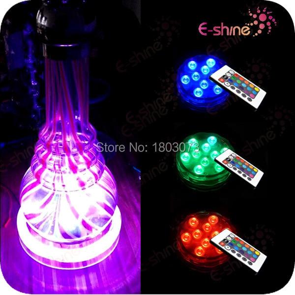 Lučka namenjena LED za daljinsko krmiljenje Elektronska svetilka - Gospodinjski izdelki