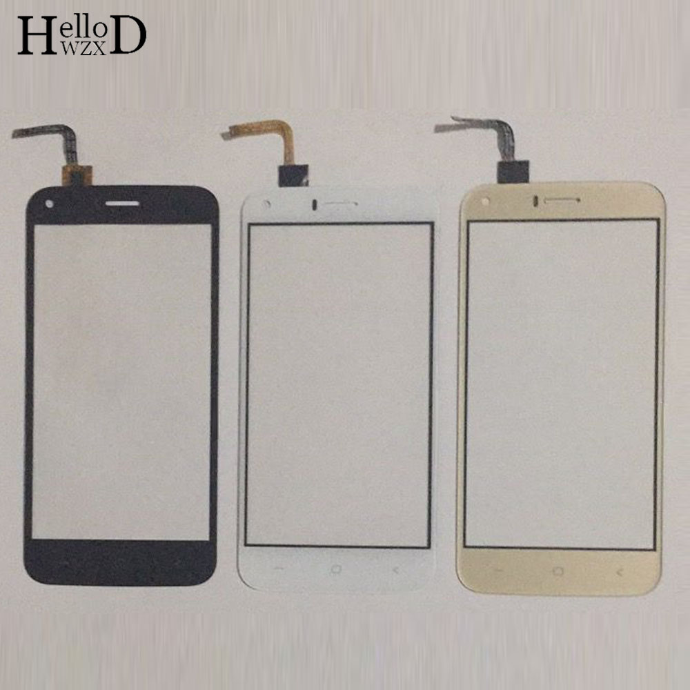 5.0inch TouchScreen Touch Screen For Umi London Touch Screen Sensor Digitizer Glass Lens Touch Panel Free Protector Film