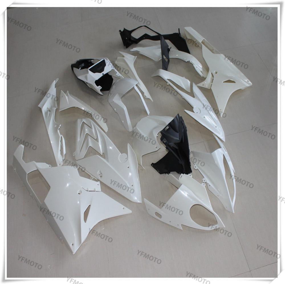 Мотоцикл неокрашенный Белый S1000RR Обтекатели Кузов Комплект для BMW S1000RR С1000 рублей с 1000 рублей 2015 +4 подарок